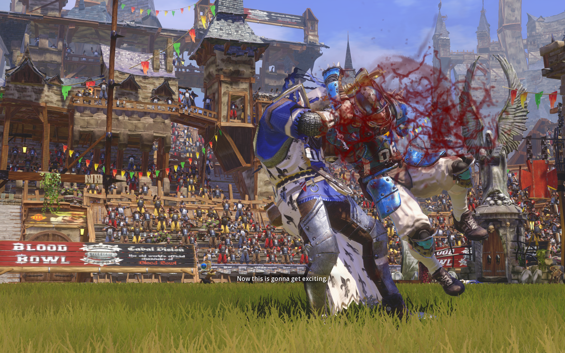Tear their heads off! Blood bowl ii reviewed – gaming trend.