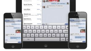 Facebook iMessage Gtalk apps prompt first decline in text messaging