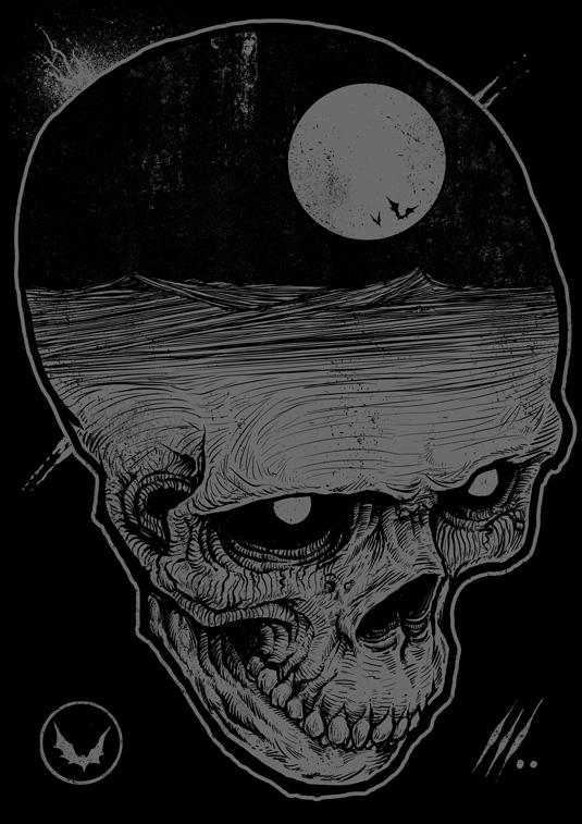 Classic Horror Art