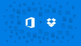Dropbox integrates with Microsoft Office