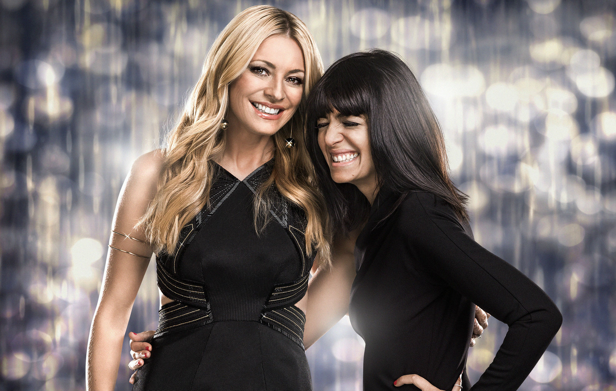 Tess Daly, Claudia Winkleman, Len Goodman, Strictly