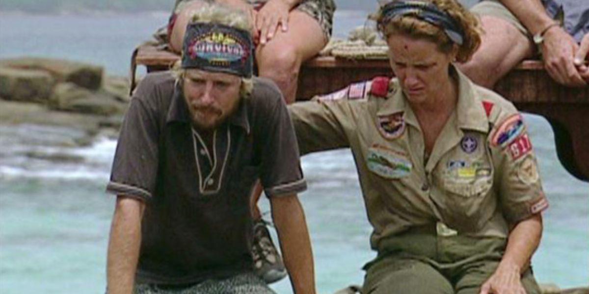 Survivor Jonny Fairplay