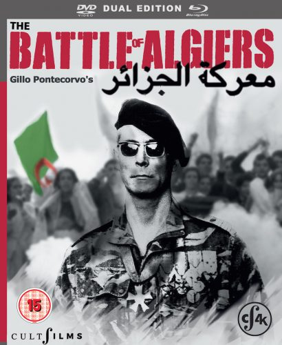 a review of the battle of algiers by gillo pontecorvo Film review of la bataille d'alger (1966), aka the battle of algiers, directed by gillo pontecorvo, and starring brahim hadjadj, jean martin, yacef saadi.