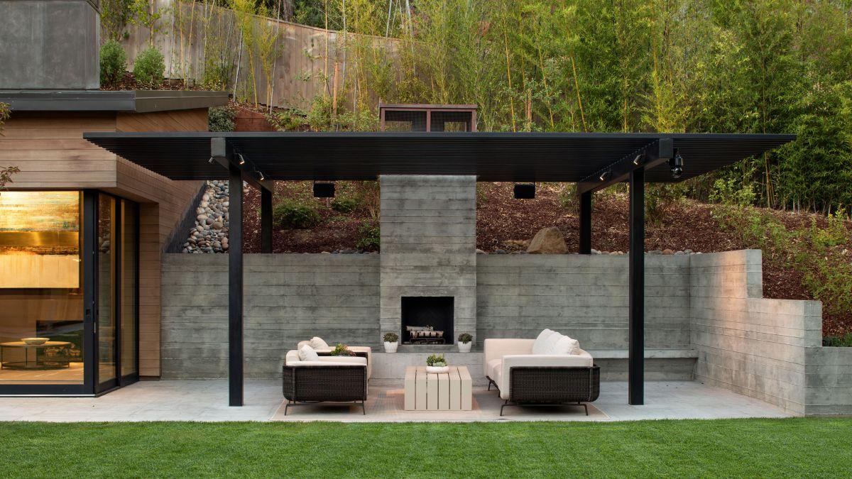 Sloped backyard ideas – 10 expert design solutions for a sloping garden