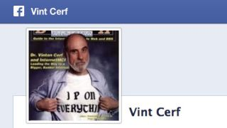 Vint Cerf: Facebook shouldn't make you use your real name