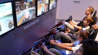 Panasonic online gaming