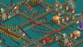 57 rollercoaster tycoon