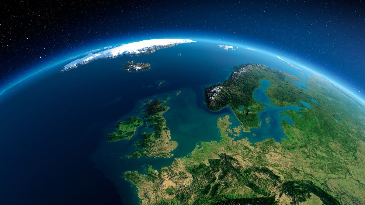 Lost island beneath the North Sea survived a mega-tsunami 8,000 years ago