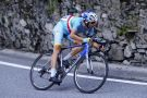Vincenzo Nibali attacks to win the 2015 Tour of Lombardy