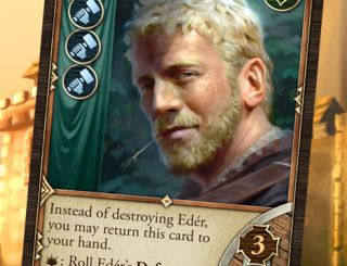 Pillars of Eternity Card Game Header