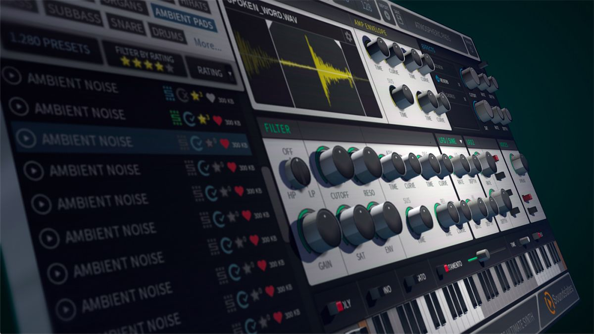 Soundslates' Moody Sampler plugin is free for all | MusicRadar