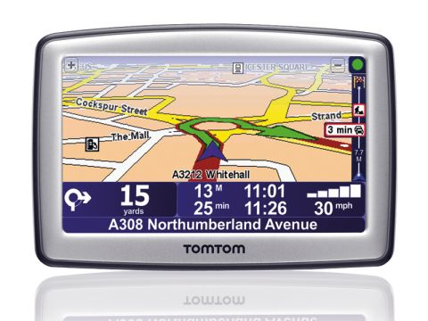 TomTom XL Traffic Europe 22