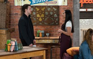Coronation Street spoilers: Alya Nazir agrees to a date with Ryan