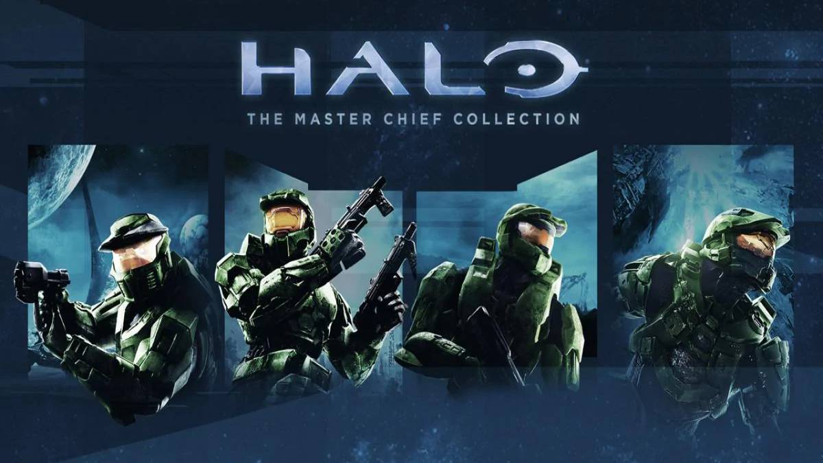 Halo: The Master Chief Collection Xbox Game Pass Ultimate