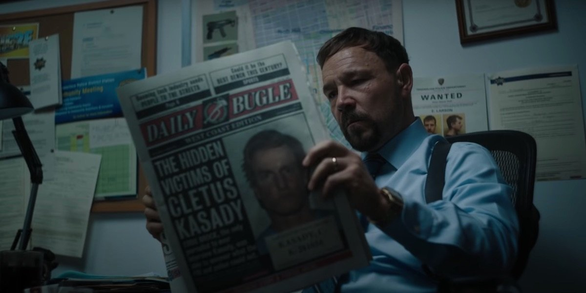 Stephen Graham as Patrick Mulligan in Venom: Let There Be Carnage