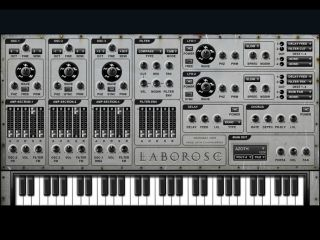 LaborOsc another free Windows synth for your rack
