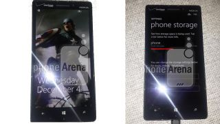 Nokia's 5in Lumia 929 snapped again