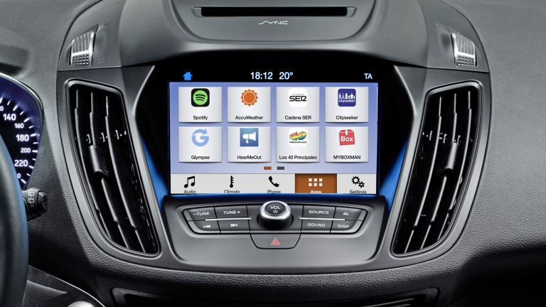 hands on ford sync 3 review it 39 s not carplay it 39 s not android auto it 39 s both and a bit more. Black Bedroom Furniture Sets. Home Design Ideas