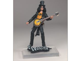 Slash is a doll, but he's all action