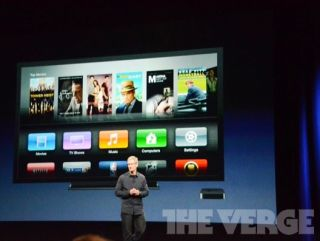 Updated Apple TV officially unveiled