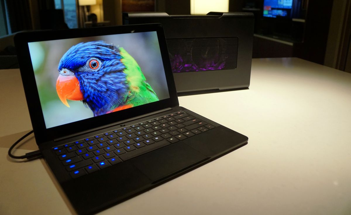 Razer Aims To Own The Ultrabook Market With I7 Powered