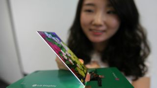 LG unveils world s slimmest 1080p LCD