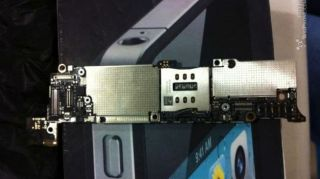 iPhone 5 leaked part