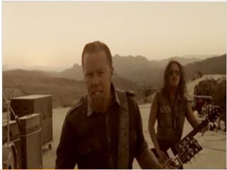 Metallica's new video for The Day That Never Comes