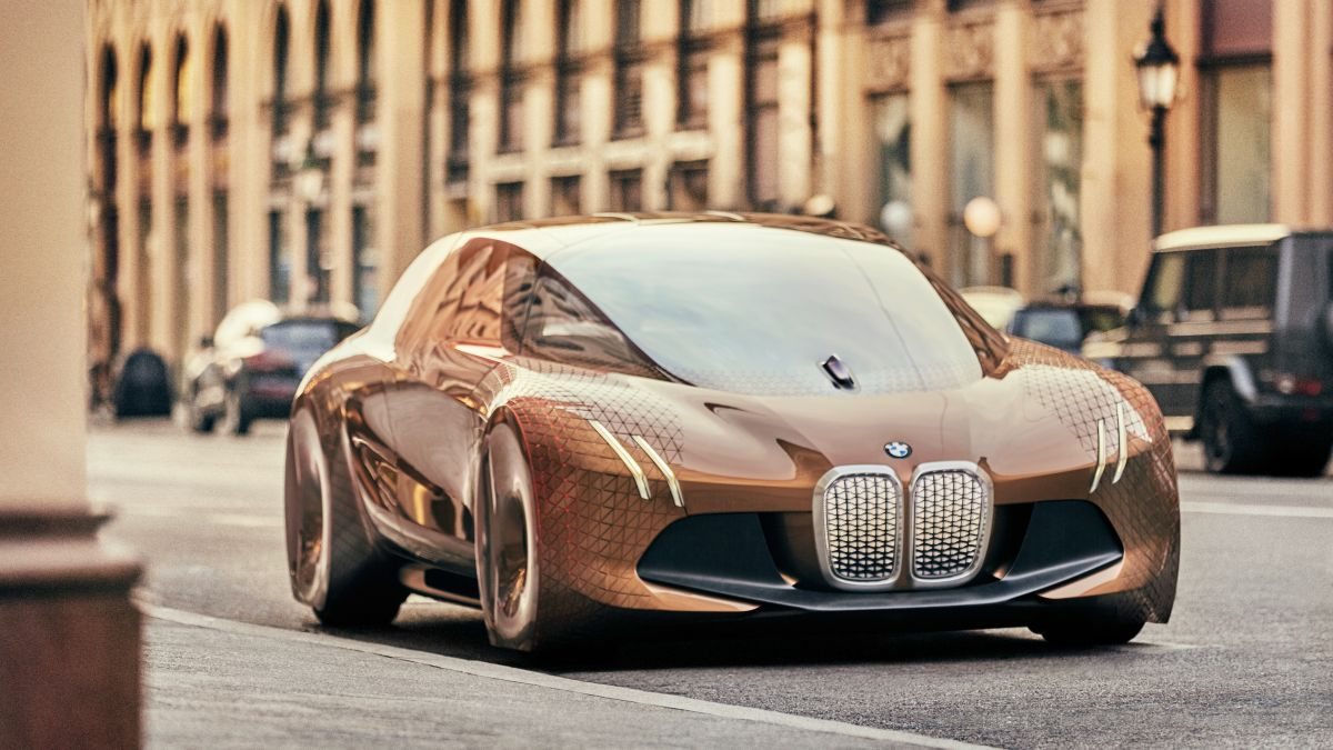 The Future Of Driving A Look At The Car Of 2026 Techradar