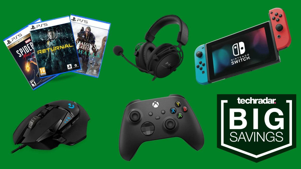 The best Prime Day gaming deals we've seen so far