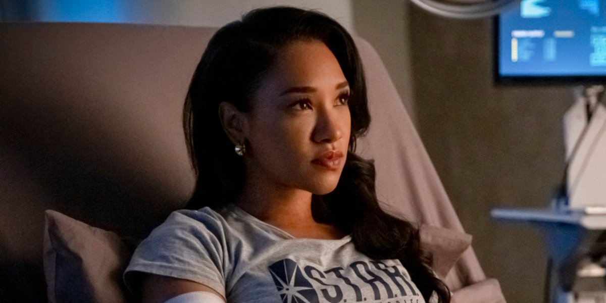 the flash season 6b iris west allen the cw