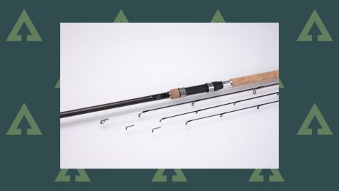 12 ft Kodex QX-i Twin-Tip Barbel Rod