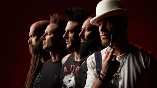 After years of turbulence, Five Finger Death Punch are finally all on the same page again. Now, they're setting their sights on becoming the biggest metal band in the world