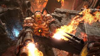 Best single player PC game: Doom