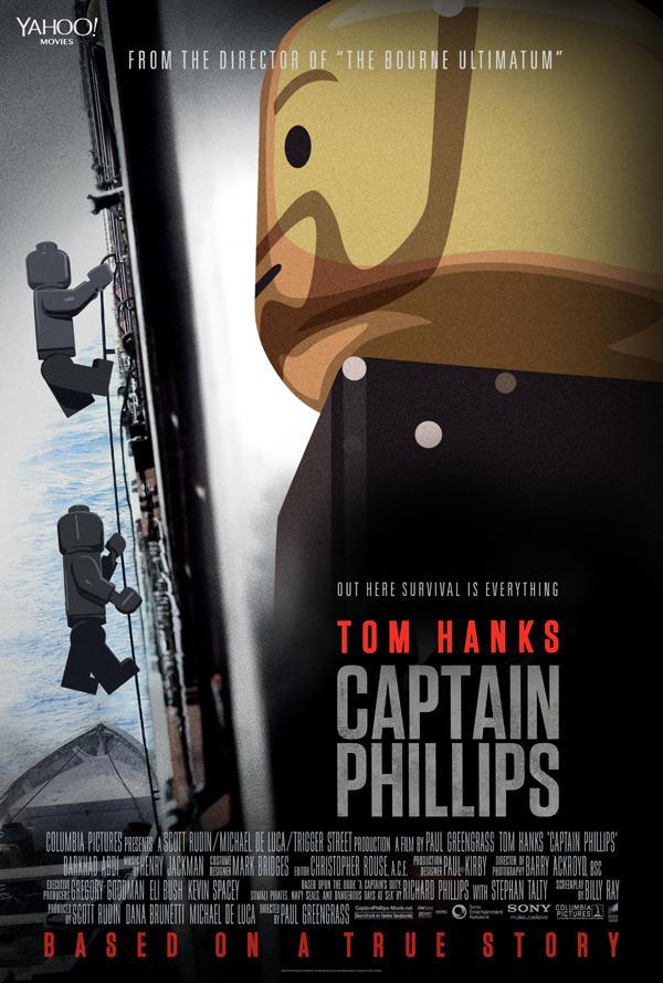 LEGO Captain Phillips