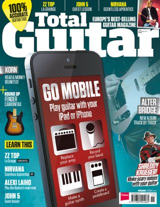 Want to make your guitar work with your iPhone? Read our cover feature!