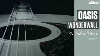 Guitar lesson: Learn To Play Oasis 'Wonderwall' (TG213