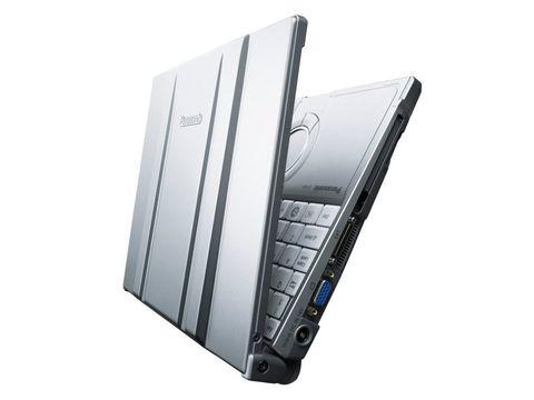 Panasonic Toughbook CF-W8 notebook laptop