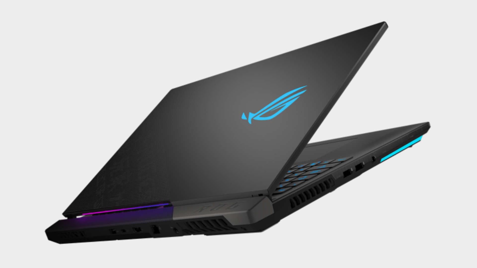 Asus Rog Strix Scar 17 gaming laptop