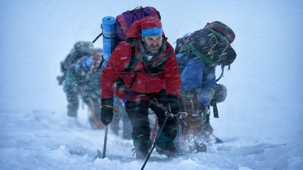 First trailer lands for Everest