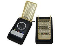 Do you have a Star Trek communicator phone? If not, then you're not a true Trekkie...