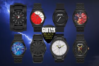 Nixon Metallica watches