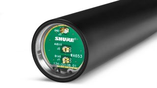Shure has launched VPH, a long microphone handle engineered for on-camera interviews and live reporting.
