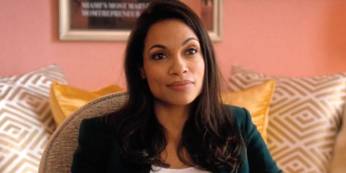 7 Great Rosario Dawson Movie And TV Appearances You May