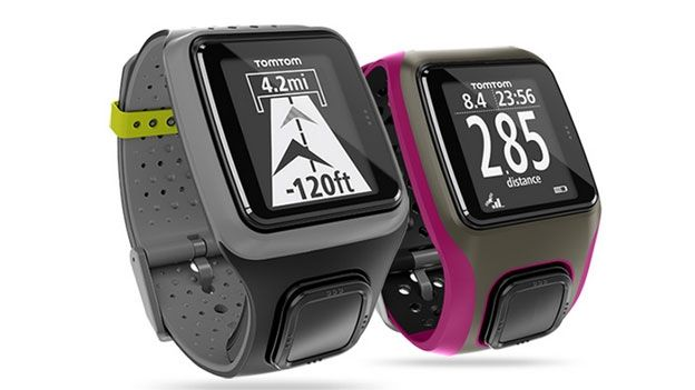 Tom Tom GPS Sport Watches unveiled