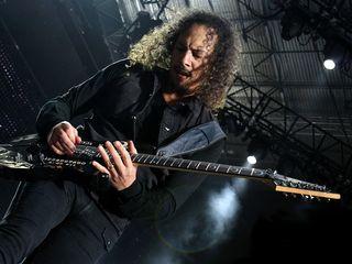 Kirk Hammett s soloing is surprisingly bluesy