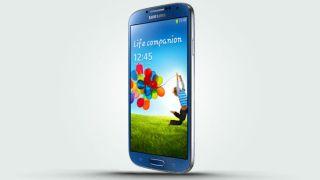 Samsung Galaxy S4 goes Arctic Blue at Phones 4 U
