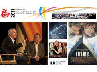 James Cameron: Titanic 2D to 3D conversion is mind numbing