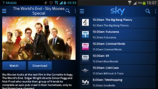Note 3, Xperia Z1, LG G2 and more get Sky Go for Android access