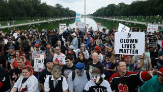 Juggalo march on Washington